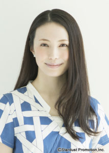 ファッションモデルの黒崎レイナさん